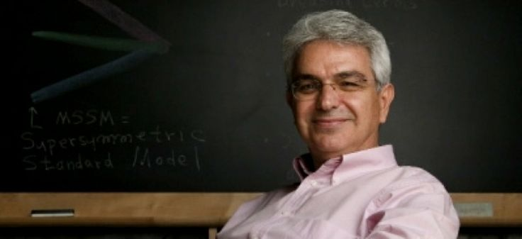 "Savas Dimopoulos: ""Protagonist at the #CERN experiment"". - He is well-known for his work on constructing theories beyond the Standard Model, which are currently being searched for and tested at particle #colliders and in other #experiments. - See more at: http://www.ellines.com/en/famous-greeks/638-protagonistis-sto-peirama-tou-cern/ Copyright © Ellines.com"