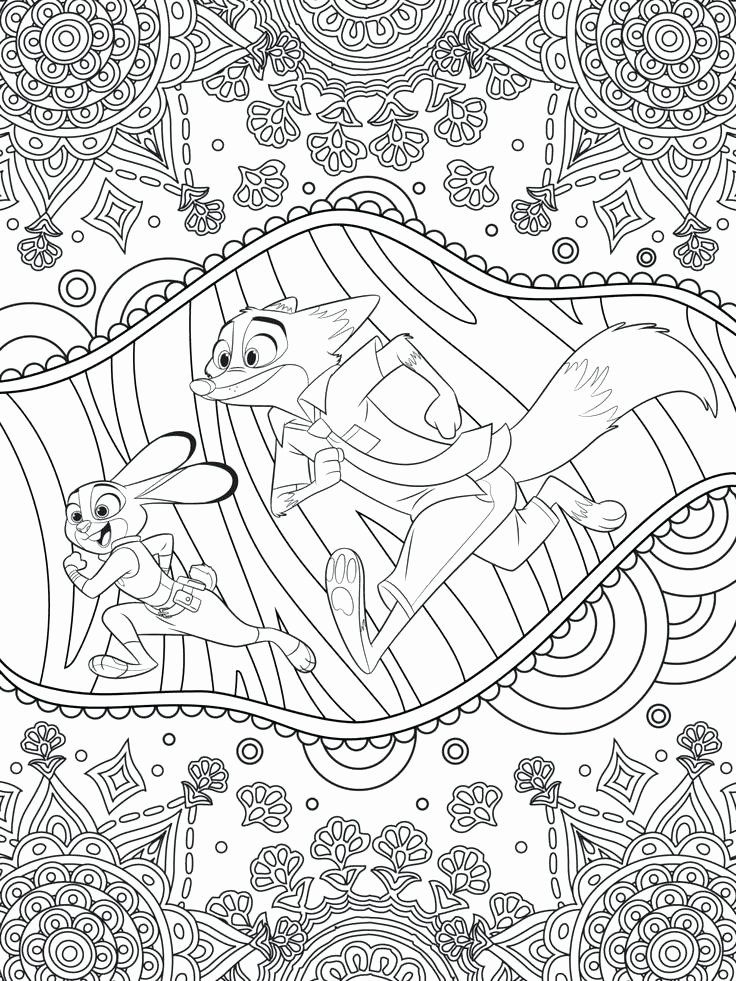 Coloring Websites For Adults Luxury Disney Coloring Pages For Adults Best Coloring Pag Zootopia Coloring Pages Free Disney Coloring Pages Disney Coloring Pages