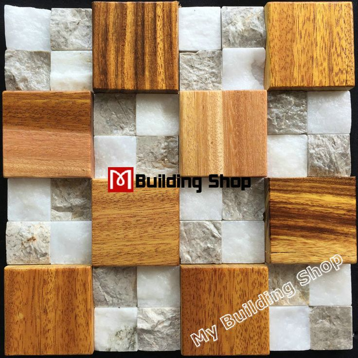 Wood Tile Kitchen Backsplash: 1000+ Ideas About Wood Wall Tiles On Pinterest