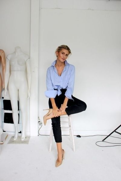 42 Most Trending Spring Outfits with Jeans 2019 – Ivona Bugarcic