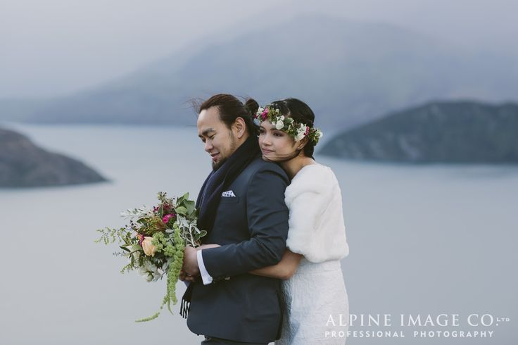 Moody skies and romance in the Southern Alps of New Zealand. Photography by www.alpineimages.co.nz