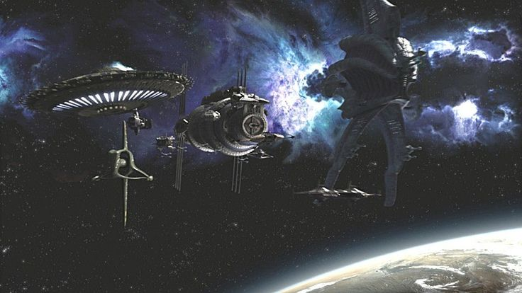 Tau/Covenant/Protoss V  Interstellar Alliance/Galactic Republic