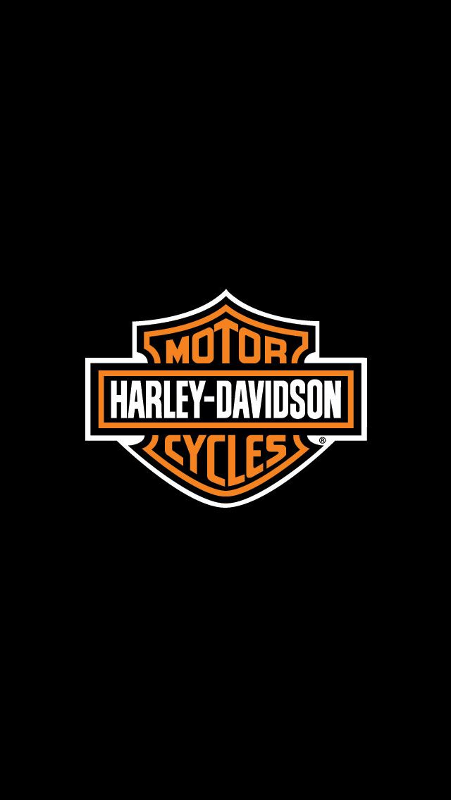 newest harley davidson logo wallpapers - photo #28