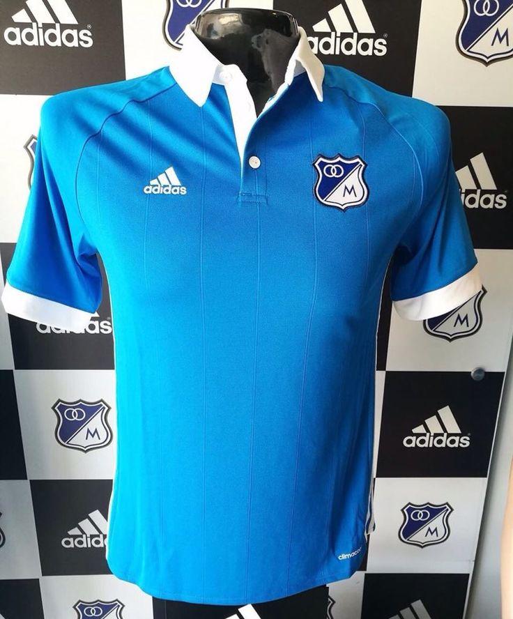 Camiseta Millonarios FC 2017