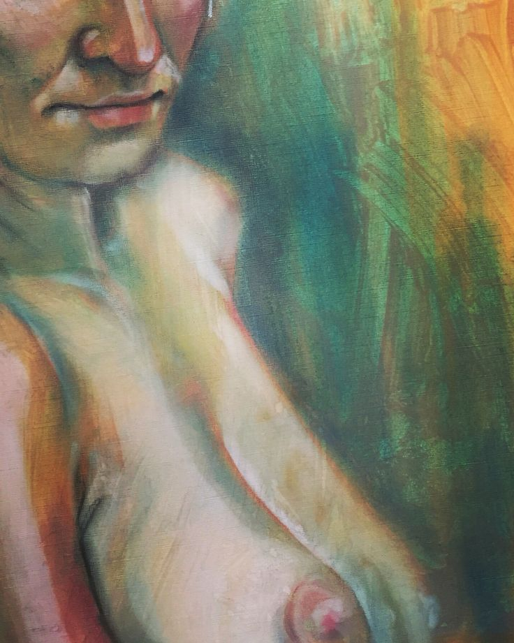 Sinead Lawless - acrylic and soft pastel