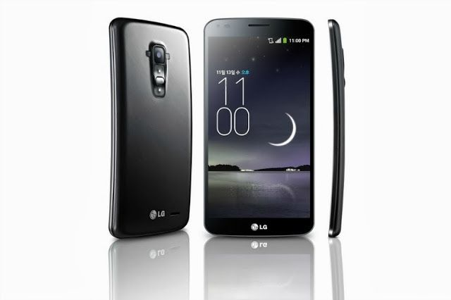 Soon Visit Global Market , LG G Flex Present in Singapore and Hong Kong First