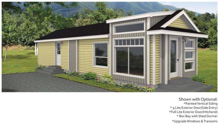 Park Models - Eagle Homes
