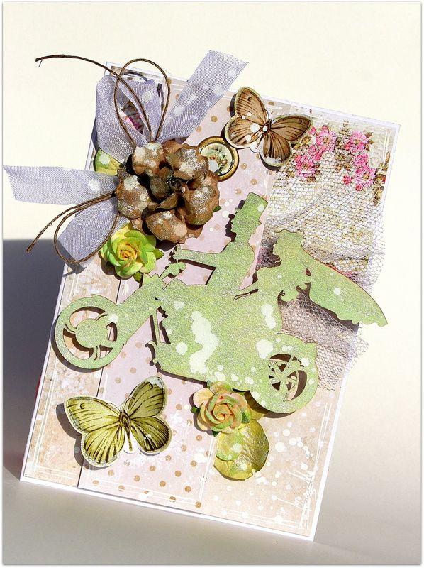 Wedding Card - Lemoncraft