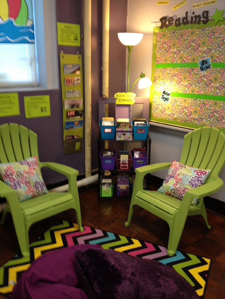 Reading Classroom Design ~ Best reading corner images on pinterest school child