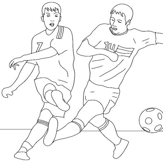 uk football coloring pages - photo#13
