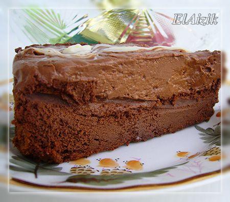 """Жить со вкусом, жить вкусно! - Шоколадный торт-мусс """"Дубль номер один"""""""