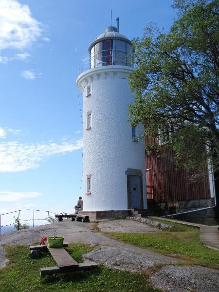 Högbonden #lighthouse -  #fyrar - #Sweden    http://dennisharper.lnf.com/