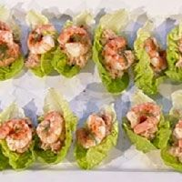 Britain's Best Dish: Scott Henshall's Canapes - Prawn and Crab Cocktail with Celery, Monday, March 16
