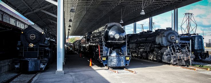 Virginia Museum Of Transportation, Roanoke VA