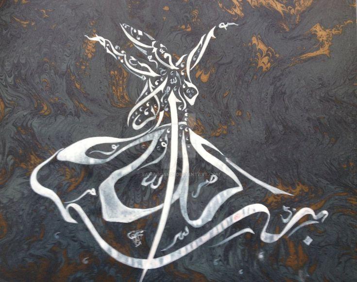 Dervish by Samarqandi on DeviantArt