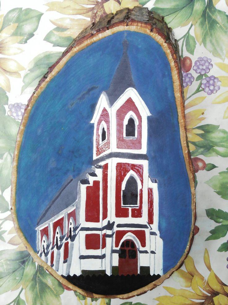 #church #adamos #reformat #paint 2016.05.29.