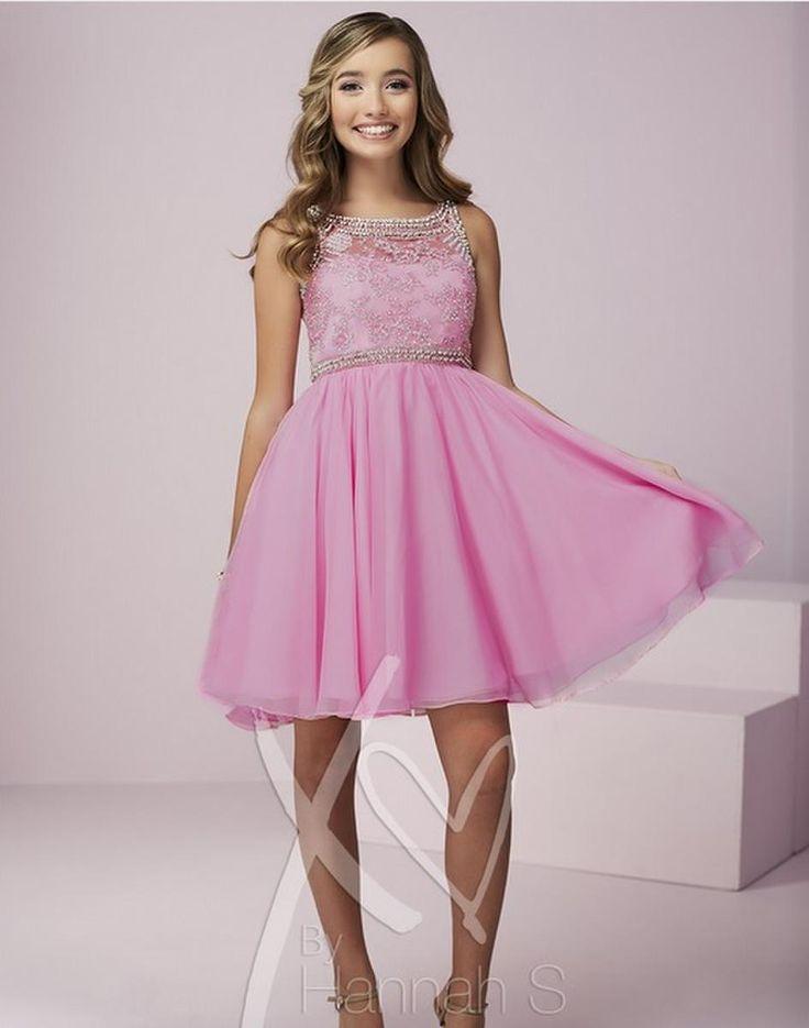 Mejores 34 imágenes de Preteen Dresses en Pinterest | Vestidos semi ...