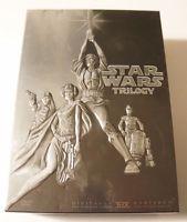 Star Wars Original Trilogy 4-Disc Region 1 DVD Box Set - VERY GOOD
