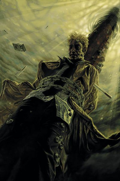John Constantine: Hellblazer #231