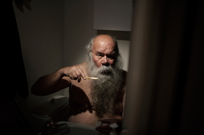 Santa Claus - Touko Hujanen - Tampere, Finland