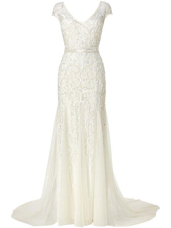 Phase Eight high street wedding dresses - Elbertine