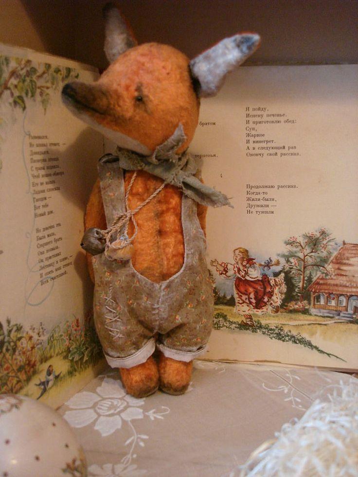 https://flic.kr/p/QS4hX8 | teddy fox))