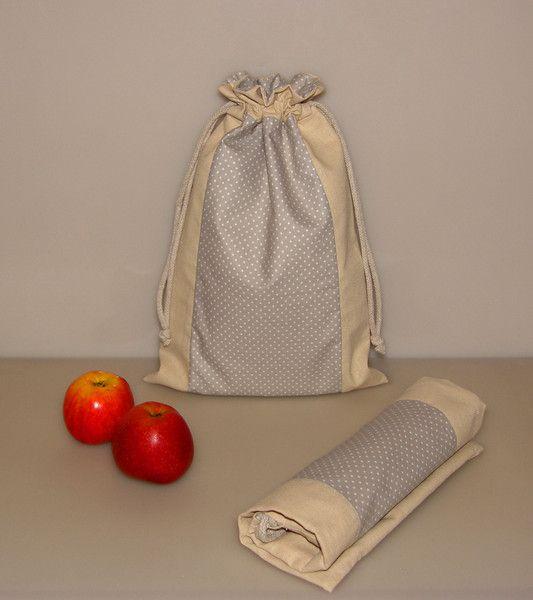 LNIANY WOREK do przechowywania - NATURAL BAGS w hanako-design na DaWanda.com