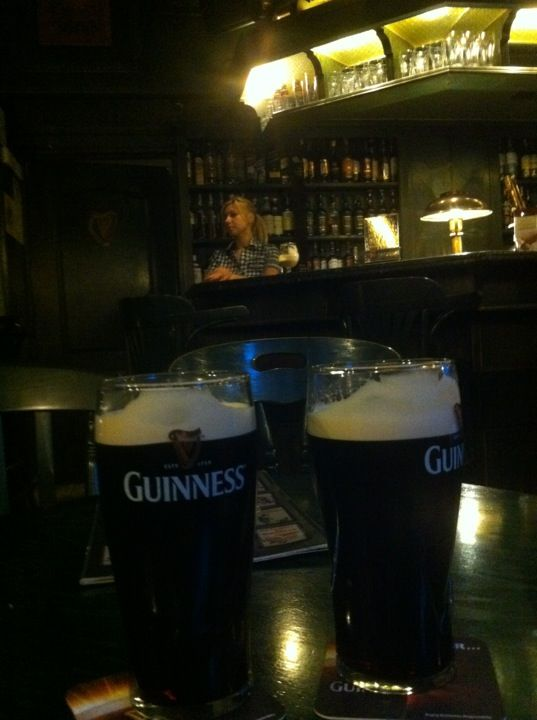 Guinness Irish Pub