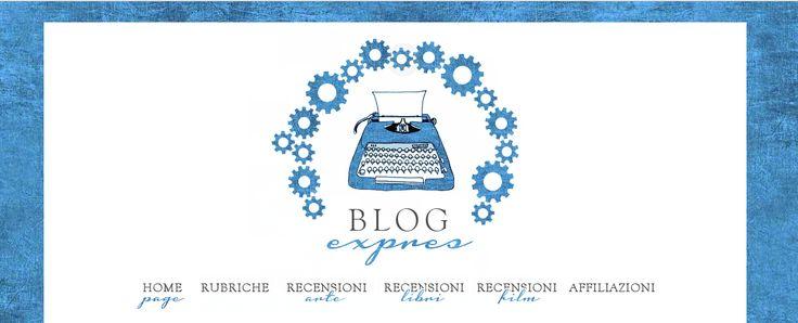 Blog Expres, lo spazio letterario gestito dalla brava e creativa Maria Milani, ha segnalato l'uscita del mio romanzo ai suoi lettori nel suo spazio emergenti, invitandol tutti alla lettura. Andate...