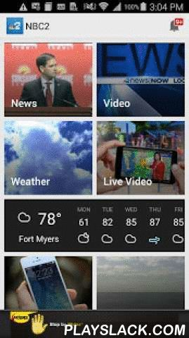 NBC2 App - #1 News App In SWFL  Android App - playslack.com ,  The Southwest Florida news experience you've been waiting for is finally here! Catch the latest news, weather and sports wherever you go with the NBC2 Mobile Local News application.Mobile Local News takes the best features from the NBC2 newscast and Web site and rolls them into an experience that is a must on your mobile device. It makes viewing and sharing the news easy.With a few simple steps, you can read and watch the latest…