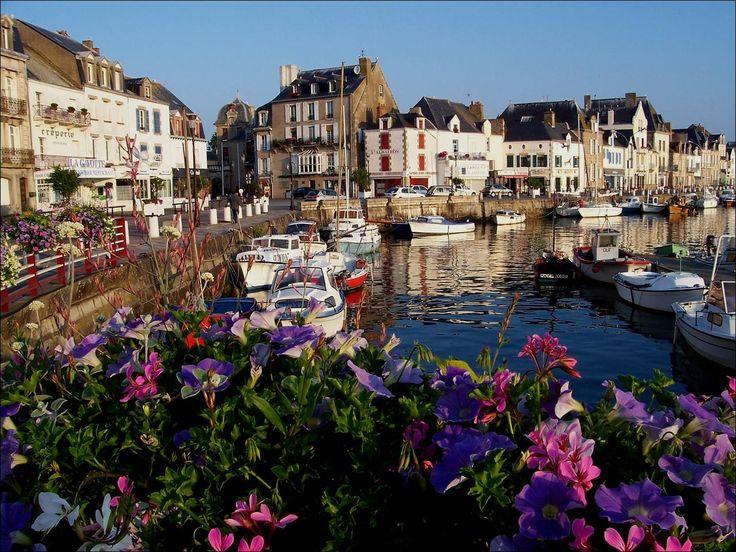 Port du Croisic © Ville du Croisic