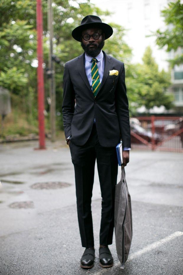 Paris Men's Srteet Style   Sharp jackets: men's street style roundup from Paris - Fashionising ...