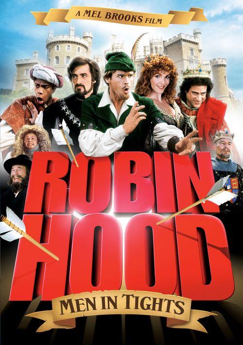 Watch Robin Hood: Men in Tights (1993) Full Movie Online Free