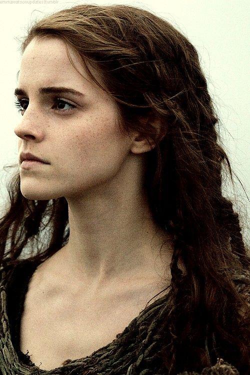 Emma Watson as Ila, in Noah