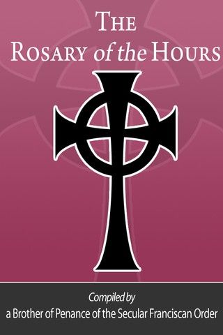 The Rosary of the Hours app for your iPhone.