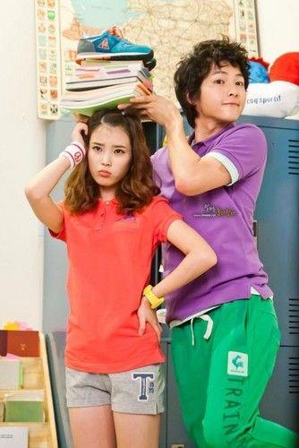 joong Ki & IU - Lecoq Sportif - Song Joong Ki ( 송중기) Photo (28431194) - Fanpop
