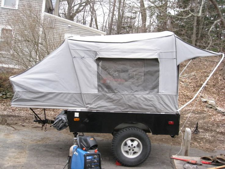 Custom Bug Out Trailers : Best images about poor mans camper on pinterest