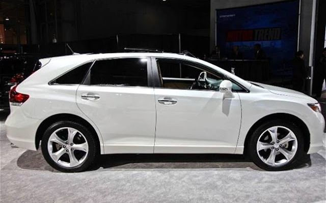 2016 Toyota Venza Discontinued