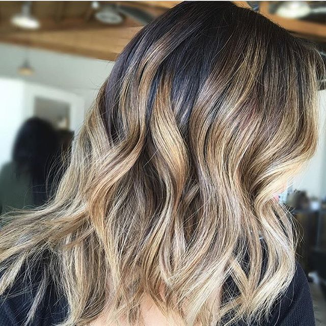 Sunkissed ☀️💋 Color by @itsalwaysbecks  #hair #hairenvy #hairstyles #haircolor #bronde #balayage #highlights #newandnow #inspiration #maneinterest