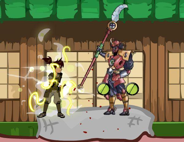 Ben 10 Ultimate Alien Warrior Hacked Game