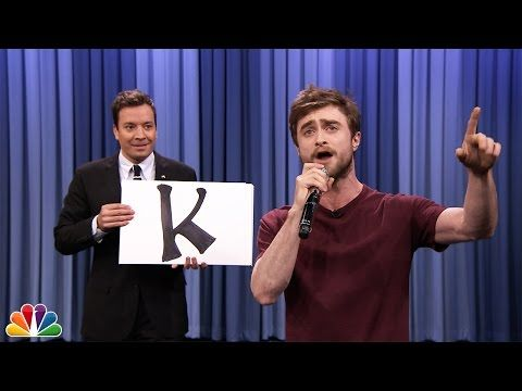 Daniel Radcliffe raps Blackalicious song 'Alphabet Aerobics' – watch | NME.COM