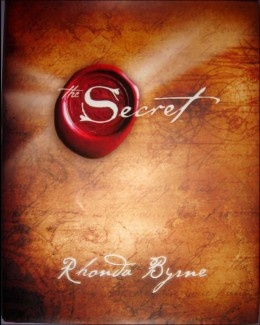 The Secret by Rhonda ByrneInspiration Book