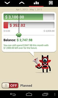 """5 Awesome Apps for Setting a College Student Budget"""