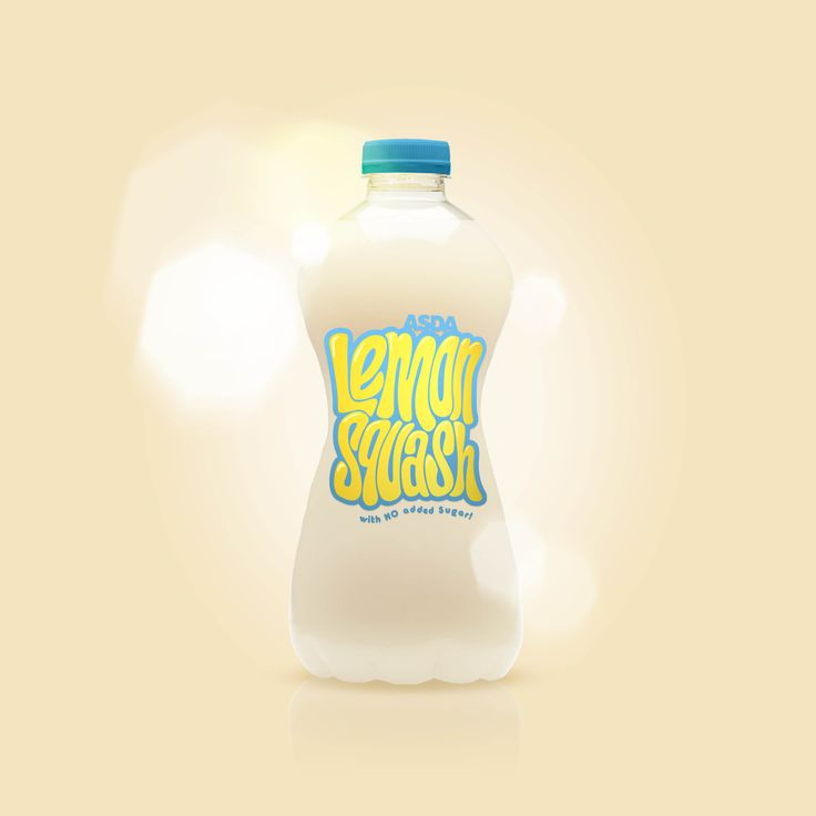 Squash. Packaging. Fruit juice. Typography. hand drawn lettering. Lemon. Designed by White is Black.