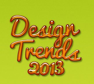 Have a look at the prevailing themes over the past 12 months' for #logodesign.  http://www.bonsaimedia.com.au/logo-design-trends-2013.html