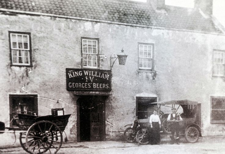 1922 The King William IV, Tower Road, Cadbury Heath | by brizzle born and bred
