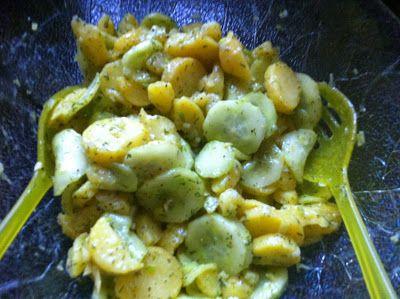 Kartoffel Gurkensalat Schuhbeck