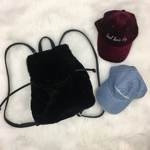Can't have too many accessories! Huge selection of bags backpacks hats and more! These are available at our Harwood Heights location! http://ift.tt/2EhcHQP - facebook.com/rlwonderland