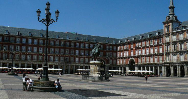 Madrid - Plaza Major