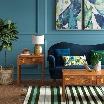 Jabiru Coffee Table With Drawer Brown Opalhouse In 2019
